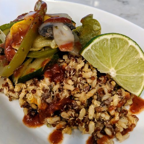 Argentine Rice and Beans