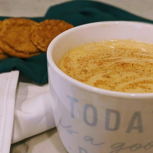 Light and Easy Pumpkin Spice Latte