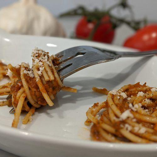 Chock Full 'O' Veg Tomato Sauce