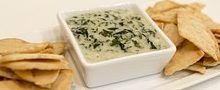 reduced-calorie-spinach-artichoke-dip